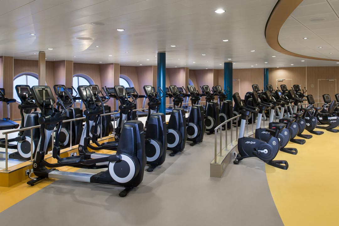 Vitality at Sea Fitness Center